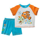 "BNWT ~ LICENSED NEMO & CRUSH PYJAMAS ""SPLISH SPLASH"" CHOOSE SIZE 1 2 or 4 ~ NEW"