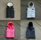 Hollister Womens Down Sherpa Vest Pearl Street/Danley Ranch Size XS S NWT