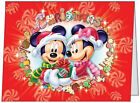 Your Words BUSINESS PERSONAL MICKEY Minnie MOUSE CUSTOM Christmas CARDS US