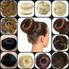 """Ponytail Hairpiece Drawstring Hair Extension Curly Wavy Straight Long 12-22"""""""