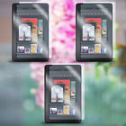 "Lot 3 LCD Film Guard AntiGlare Screen Protector for Amazon Kindle Fire 7"" Tablet"