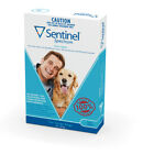 Sentinel Spectrum for Dogs - 6 Pack - All Sizes Avail