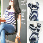 DANA Top Maternity Clothing, Nursing Top Breastfeeding Top Tshirt Pregnancy NEW