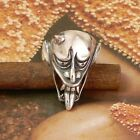 STERLING SILVER DEVIL MAKING FACES RING SOLID.925 /NEW SIZE 5-12 JEWELRY