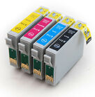 E-711 E-712 E-713 E-714 Set of 4 Compatible Printer Ink Cartridges E-715