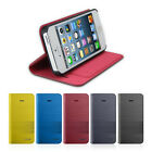 iPearl Folio Plus Stand Leather Case Cover for iPhone 5S/5 business Case