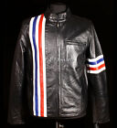Easyrider Men's Gent's Classic Movie Soft Real Sheep Nappa Leather Film Jacket