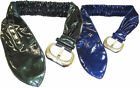 NEW WOMENS LADIES SHINNY ELASTICATED FAUX LEATHER WIDE BUCKLE BELT SIZE 8-14
