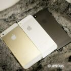 Ultra Thin 0.5mm Matt Crystal Hard Snap Shell Case Cover For iPhone4S iPhone5S