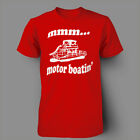MOTOR BOATIN' LITTLE BIG TOWN PONTOON BOAT COUNTRY Mens T-Shirt