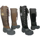 HKM Ladies Waterproof Sole Riding Country Walking Mucker Winter Boots Size 3-11