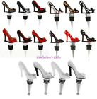 Boxed Wine Bottle Stopper high heel stiletto shoe choice of designs ideal gift