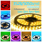 1 2 3 4 x  5M Led Strip light 12V red white blue green purple yellow IP65 300SMD
