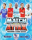 MATCH ATTAX 13 14 BASE CARDS MANCHESTER CITY MAN UNITED NEWCASTLE UTD 2013 2014