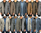 Mens Designer Marc Darcy Casual Regular Fit Suit Coat Blazer Formal Smart Casual