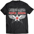 9104 Cherno Alpha T-Shirt Pacific Rim Crimson Typhoon Gipsy Danger Striker