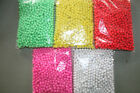 beads 8mm for traces,rigs,fish attractors from 99p/100 single colours or mixed