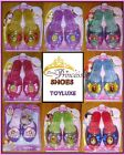 Disney Princess SHOES Dress Up Fashion Costume Play Toy Slip
