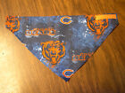 Chicago Bears Velcro Dog Cat Bandana NEW