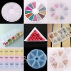 Multi Grid DIY Jewelry Transparent Medicine Storage Case Box Clear Beads Display