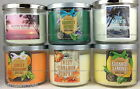Bath & Body Works Candle 3 wick 14.5 oz pick PP free shipping winter spring