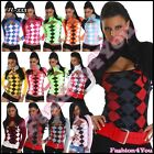 Womens Jumper Ladies Turtleneck Casual Pullover with Bolero Size 8/10,10/12 UK