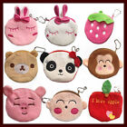 Portable Cartoon handbag Change Coin Purse Case Wallet Gift Party Bag Filler