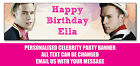 Olly Murs Birthday Party Banner Personalised - Free UK Postage Fast Despatch!