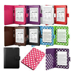 Auto Sleep / Wake Leather Cover Case For Amazon All New Kindle Paperwhite 6 inch