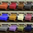 1000TC 4PC SHEET SETS SOLID 100% COTTON SCALA MULTI-COLOR ALL SIZE