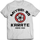 9018w MIYAGI DO T-SHIRT inspired KARATE KID kung-fu karate martial arts bonzai