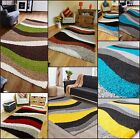 MEDUIM EXTRA LARGE THICK SOFT LUXURIOUS MODERN SHAGGY THICK PILE CARPET RUG MAT