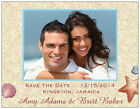 30 50 100  Personalized Custom BEACH Save the DATE Your PICTURE 5.5 x 4 MAGNET