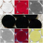 -:- Circles - Felt Die-Cuts - Crafts, Cardmaking etc - Choose the size & Colours