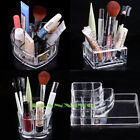Acrylic Makeup Case Lipstick Holder Cosmetic Jewelry Display Organizer Storage