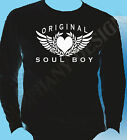 Soul Boy T-Shirt Long Sleeve Northern Stax Motown R&B 70's 80's 60's Unique Gift