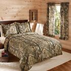 Camouflage Realtree Bedding Comforter Set w SHAMS Camo Twin Full Queen King NEW