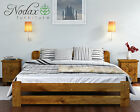 Solid Pine 6ft Super King Size Bed Frame & Slats Brand New ***Wooden Furniture