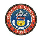 Colorado State Seal Sticker Made In The Usa R526