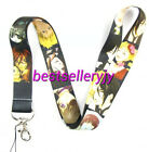 Lot Cartoon girl neck mobile Phone lanyard Keychain straps charms Gifts S58