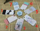 Fashion Fresh Flower Polka Dot Bow knot Hard Cover Case For Apple iPhone 5 5S