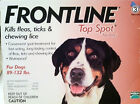 Frontline TOP SPOT 3-Month Flea and Tick Control for Dogs Or Cats
