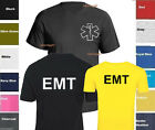 EMT T-Shirt Emergency Medical Technician Shirt SIZES S-5XL