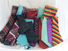 "Mens Tie and Hankie Set    Normal 3.5"" = 9cm & OR Skinny 2"" =5cm Width-Necktie"