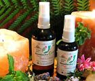 earthbody HEADACHE EASE MASSAGE OIL HEALING THERAPY ~ PURE NATURAL ORGANIC .