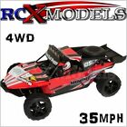 RC Cars Off Road Race Baja Buggy Remote Control 4x4 Electric Ver Of Nitro/Petrol
