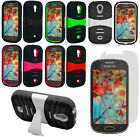 lowes bossier city phone number - NP CITY Phone CASE + SCREEN PROTECTOR For Samsung Galaxy Light T399 SGH-T399
