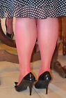 3 colors! Gio Cuban heel full fashioned stockings best quality,  back seams,  welt