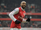 Thierry Henry - Arsenal FC - A4/A3  Photo Print