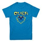 OVER KOALAFIED KOALA BEAR T-shirt funny Men's Sizes
